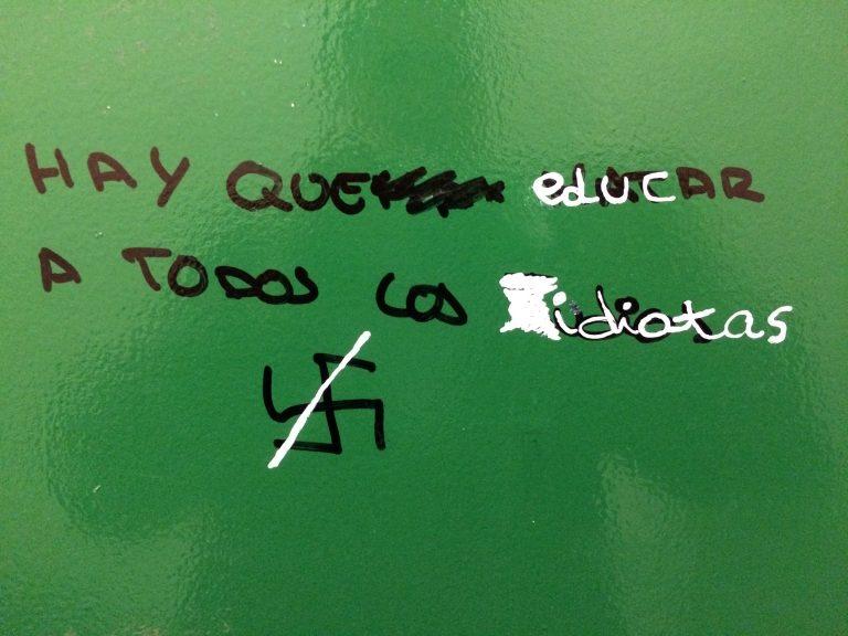 Antisemitismo y contestación UAM_Madrid