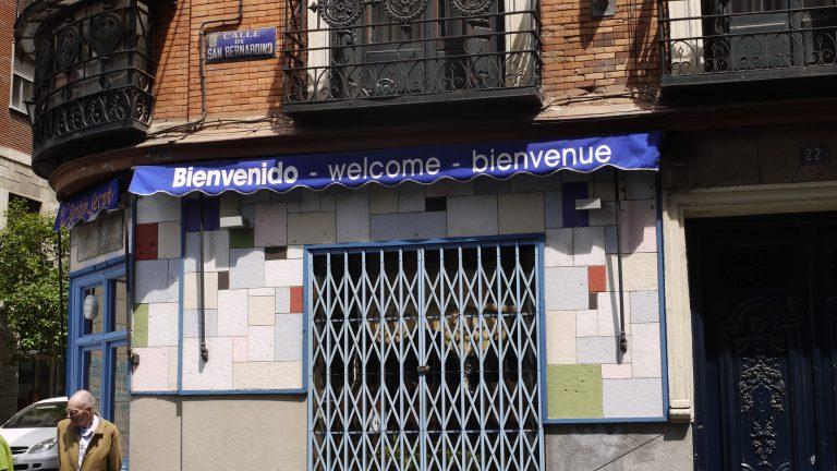 CALLE SAN BERNARDINO RESTAURANTE 29-4-11