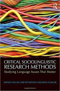 Critical Sociolinguistic Research Methods B