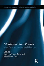 A Sociolinguistics of Diaspora