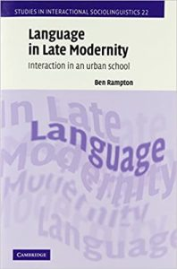 Language In Late Modernity