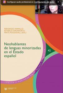 Neohablantes de lenguas minorizadas en el Estado Español
