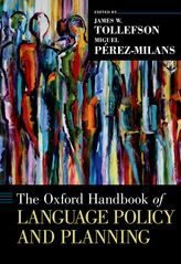 Perez Milans Language Policy and Planning